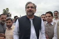 Ruling party candidate, Sharif ally Abbasi elected Pakistan's new PM