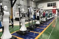 1. humanoide Roboterfabrik der Türkei in Konya eröffnet
