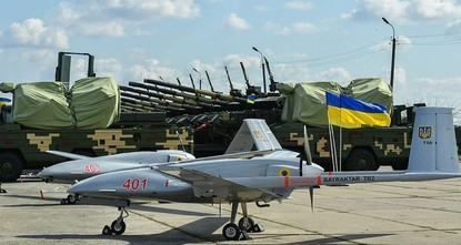 Turkey's domestic UAVs complete tests in Ukraine