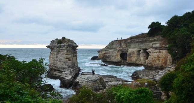 Kandıra's rocky beaches promise a delightful holiday experience