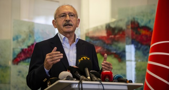 CHP earns fewest votes since 2011 in Turkey's election