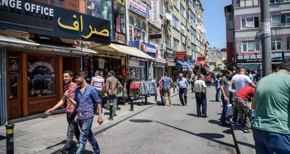 Unregistered Syrians in Istanbul sent to other cities