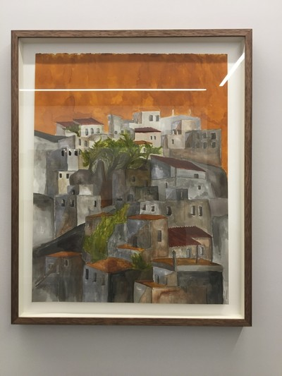 New Turkish Post-Impressionism: 'Houses at L'Estaque' in Teşvikiye