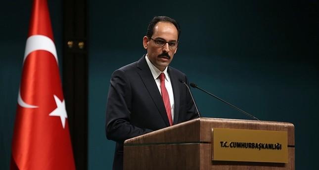 متحدث الرئاسة التركية: إظهار درع الفرات على أنها تستهدف الأكراد أمر مناف للأخلاق