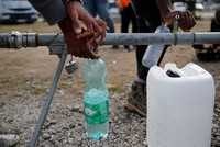 Tiny pieces of plastic have been found in drinking water on five continents - from Trump Tower in New York to a public tap on the shores of Lake Victoria in Uganda - posing a potential risk to...