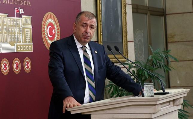 MHP expels intra-party opposition figure Ümit Özdağ