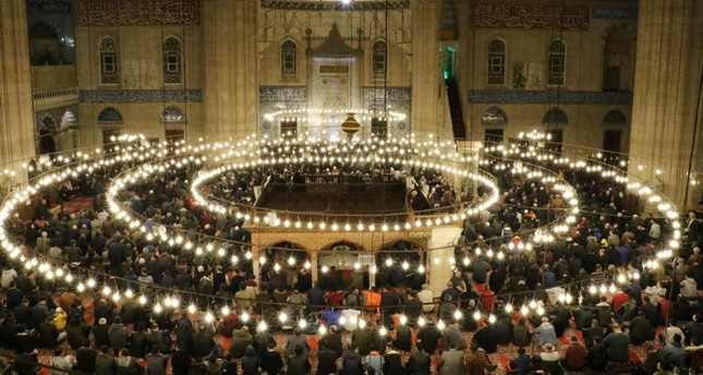 Turkey's Jewry celebrates Laylat al-Raghaib