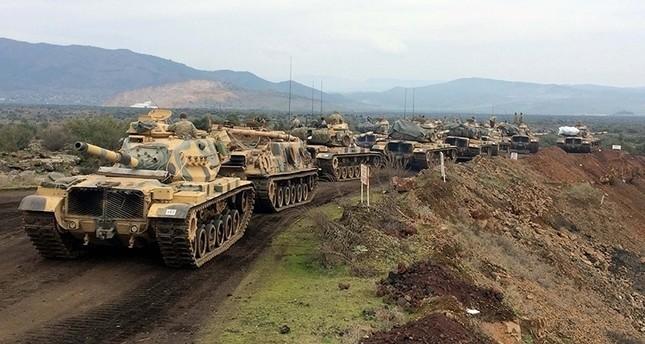 الجيش التركي يعلن تحييد 1528 إرهابيًا منذ انطلاق عملية غصن الزيتون