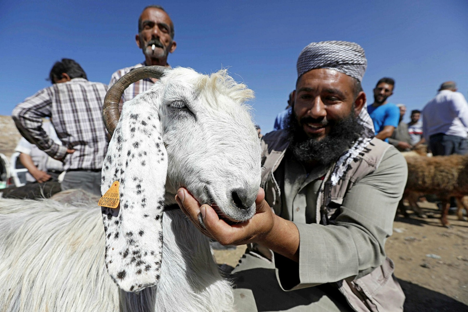 Over a billion Muslims around the world celebrate Eid al-Adha with joy
