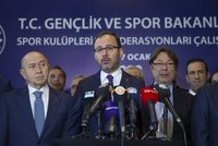 Change in Turkish sports requires strong political will