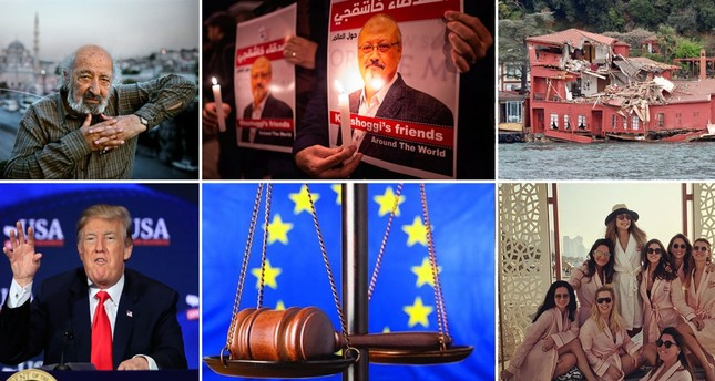 From top articles to worst mistakes: an evaluation of 2018 for the Daily Sabah