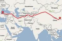 الصين تعلن أن 50 دولة استفادت من مشروع الحزام والطريق منذ 2014