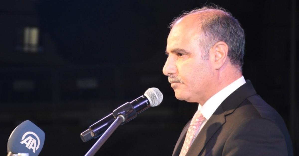 Head of the General Directorate of Security Mehmet Aktau015f (IHA Photo)