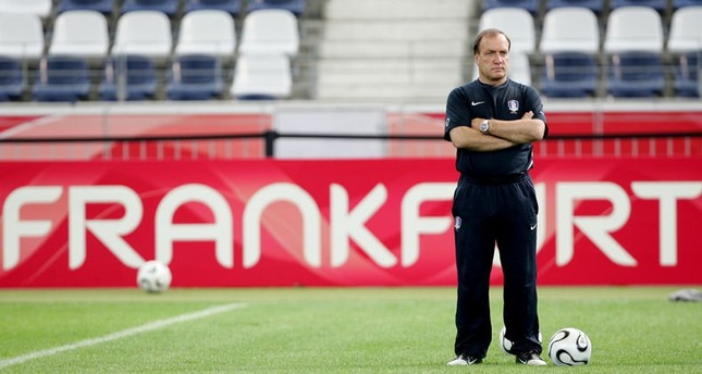 Istanbul football giants Fenerbahce are set to name the well travelled Dutch coach Dick Advocaat as their new manager following the sacking of Vitor PereiraemReuters Photo/em