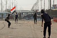 Iraqi protests revive as anger targets slow pace of reforms