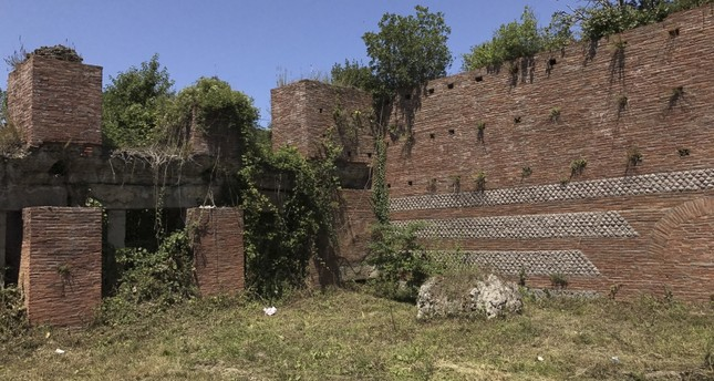A number of ancient structures have already been unearthed from the Byzantine and Roman eras.