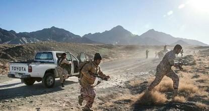 إيران.. مقتل اثنين من الحرس الثوري في اشتباكات مع مسلحين