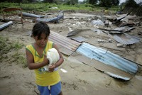 Peru plagued by flooding and landslides - at least 75 dead