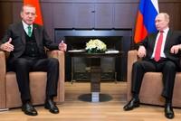 Эрдоган и Путин проведут двустороннюю встречу в Иране