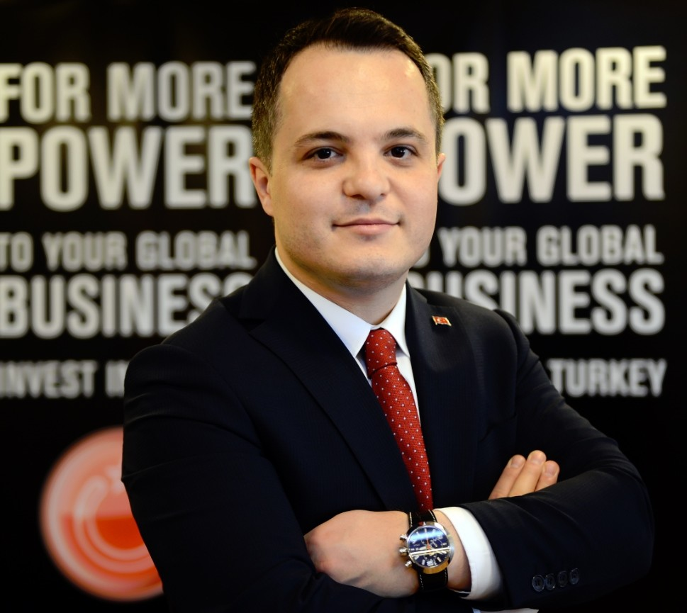Turkish Prime Ministry Investment Support and  Promotion Agency President Arda Ermut