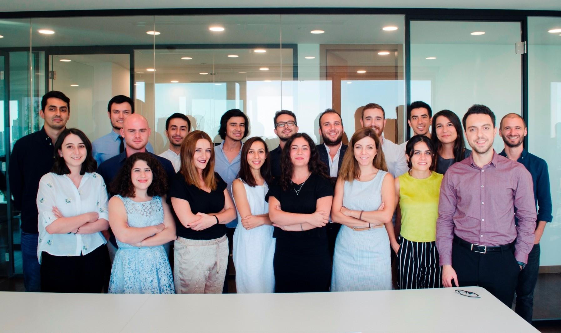 Team members of the customer experience management platform, Pisano.