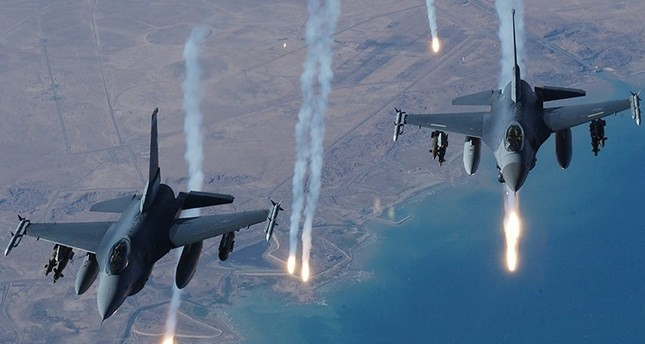4 PKK targets destroyed in anti-terror operations in northern Iraq, Turkish military says