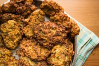 Recipe of the week: Turkish-style zucchini fritters