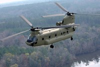 US delivers new Chinook helicopter to Turkey despite F-35 problem