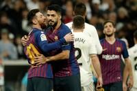 بطولة إسبانيا: برشلونة يسقط ريال مجددا في مدريد ويقترب من اللقب