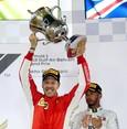 Ferrari keeps feet firmly on ground despite more Vettel glory