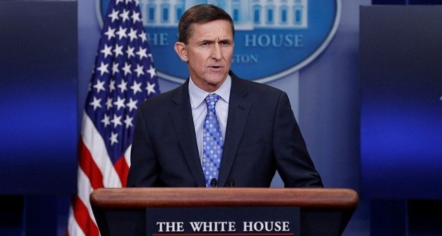 Former National Security Adviser Michael Flynn. File Photo