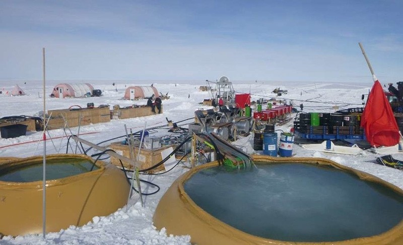 Paul Anker/British Antarctic Survey