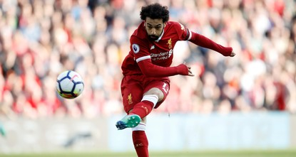 Salah hits 40 mark