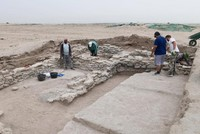 اكتشاف مسجد أثري في جزيرة فيلكا خرائب دشت الكويتية