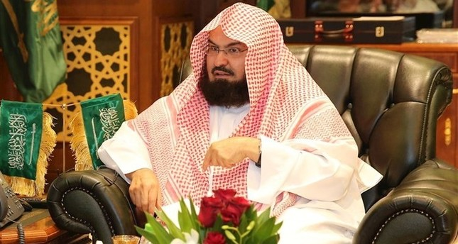 الرئيس العام لشؤون المسجد الحرام والمسجد النبوي الشيخ عبد الرحمن السديس