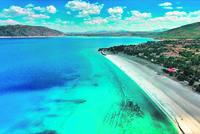 Lake Salda promises Maldives-like holiday