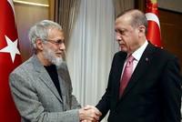 Singer Yusuf Islam meets Erdoğan, Turkish officials