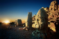 Best sunset in the world: Majestic views over Mt. Nemrut