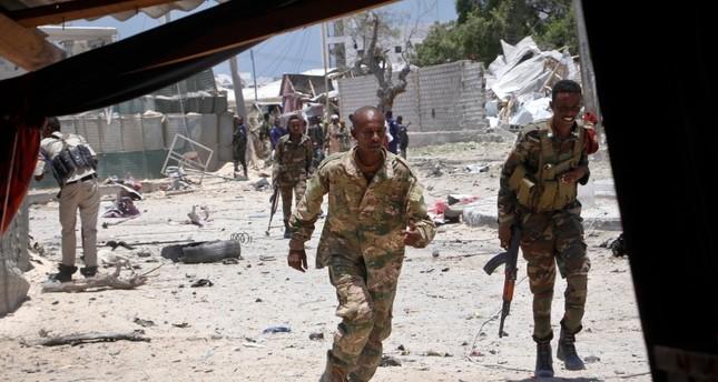 مقتل نائب وزير العمل الصومالي في هجوم انتحاري