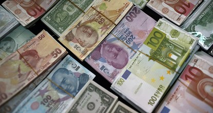 pThe euro once again broke its historic record Wednesday at 4.6053 against the Turkish lira, with the U.S. dollar reaching its 1.5 month high and all time high at 3.91./p  pWith expectations of...