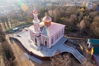 Belarus mosque rebuilt from scratch by Turkey to be opened by Erdoğan