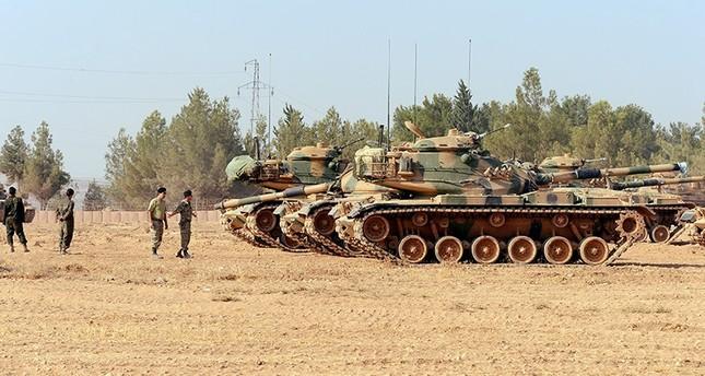 درع الفرات.. مقتل 24 من إرهابيي داعش في غارات جوية شمالي سوريا