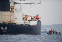 Iran tanker to be released after Syria guarantees