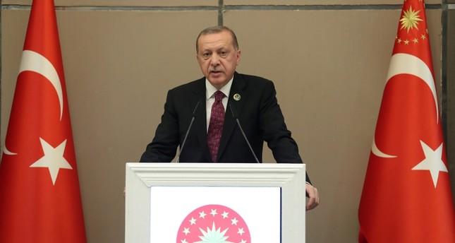 Brunson not a part of prisoner swap deal: Erdoğan