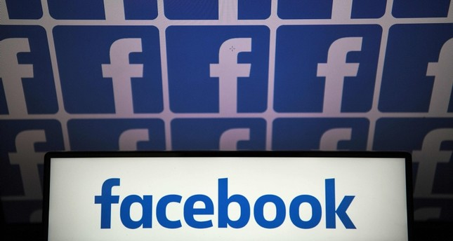 In this file photo taken on July 4, 2019 in Nantes, shows the logo of the U.S. online social media and social networking service, Facebook. AFP Photo