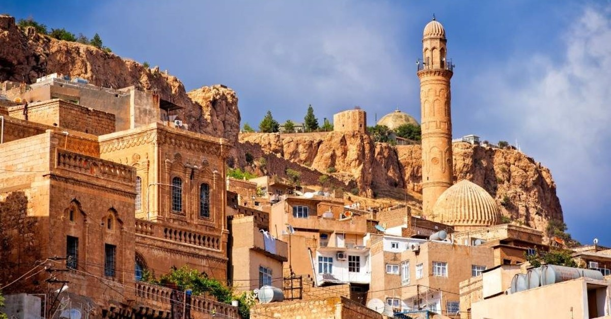 General view of the old town of Mardin in Turkey's Diyarbaku0131r. (iStock)
