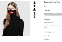 Gucci apologizes for 'blackface sweater' after outcry
