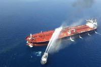 Iran denies US accusation after oil tanker attacks in Gulf of Oman