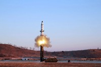 The U.N. Security Council strongly condemned North Korea late Monday over its latest ballistic missile launches and warned of
