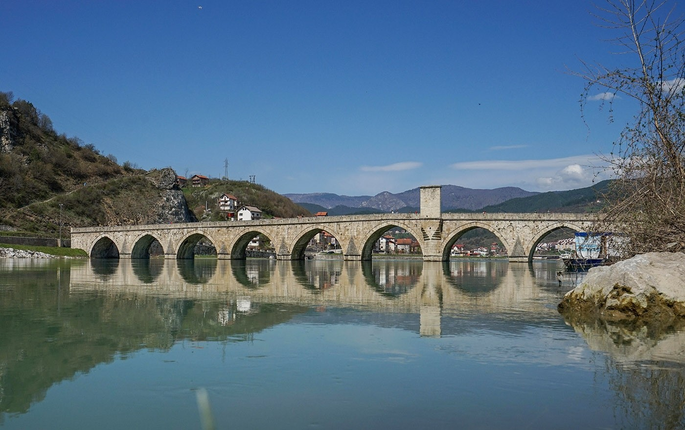 Mehmed Pasha Sokolovic Bridge, Bosnia